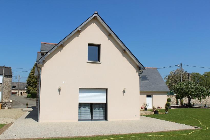 Travaux De Maçonnerie : Rénovation Et Construction Du0027une Terrasse En Béton  Désactivé à Mayenne