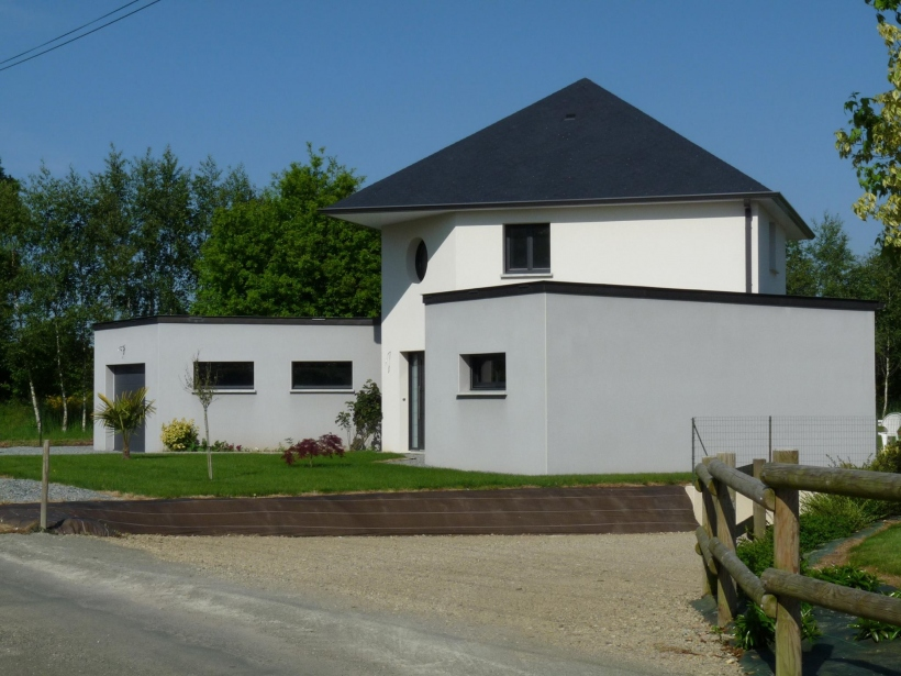 Letertre ma onnerie mayenne 53 for Maison moderne recrutement